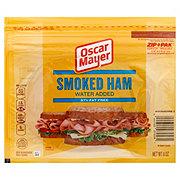 Oscar Mayer Smoked Ham Zip Pak