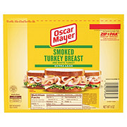 Oscar Mayer Smoked Turkey Breast Extra Lean
