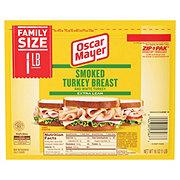 Oscar Mayer Smoked Turkey Breast Family Size