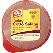 Oscar Mayer Turkey Cotto Salami
