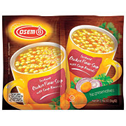 Osem Instant Chicken Flavor Soup with Soup Almonds