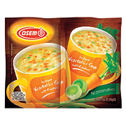 Osem Instant Vegetables Soup with Croutons