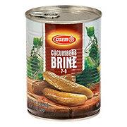 Osem Medium Mediterranean Pickles in Brine