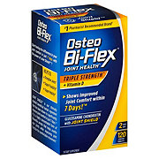Osteo Bi-Flex Joint Care Glucosamine Chondroitin with 5-Loxin Advanced Triple Strength Coated Caplets
