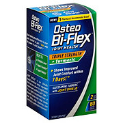 Osteo Bi Flex Joint Health Triple Strength Plus Turmeric Coated Tablets