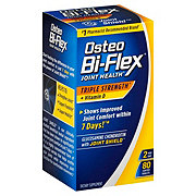 Osteo Bi Flex Joint Health Triple Strength Plus Vitamin D Coated Tablets