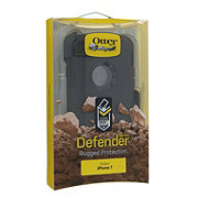 OtterBox Defender Series Case for iPhone 7, Black