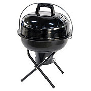 Outdoor Solutions 14 Inch Round Portable Grill