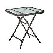 Outdoor Solutions 18 in Folding Side Table