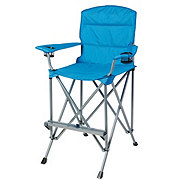 Outdoor Solutions Bar Height Folding Chair. Select Options For Price.  Rating Is 0 Stars Out Of 5 Stars
