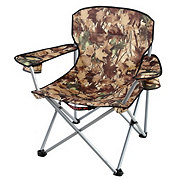 Outdoor Solutions Camo Oversized Arm Chair