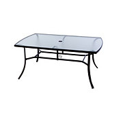 Outdoor Solutions Rectangular Dining Table
