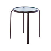 Outdoor Solutions Round Stacking Bistro Table
