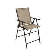 Outdoor Solutions Sand Balcony Folding Chair