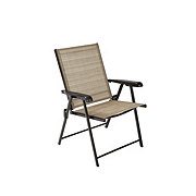 Outdoor Solutions Sand Folding Sling Chair
