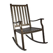 Outdoor Solutions Steel Rocking Chair