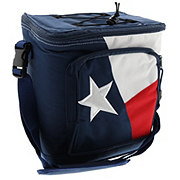 Outdoor Solutions Texas Flag 10 Can Cooler