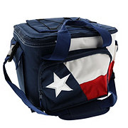 Outdoor Solutions Texas Flag 18 Can Cooler
