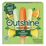 Outshine Lime Tangerine & Lemon Fruit Bars