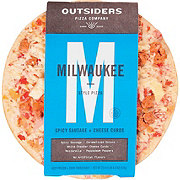 Outsiders Milwaukee Style Pizza Spicy Sausage