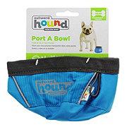 Outward Hound 24 OZ Blue Port A Bowl