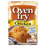 Oven Fry Extra Crispy Chicken Seasoned Coating Mix