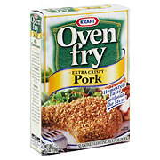 Oven Fry Extra Crispy Pork Seasoned Coating Mix
