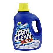 Oxi Clean Laundry Detergent, White Revive