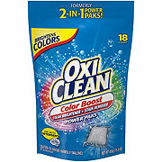 Oxi Clean Max Force Power Paks Laundry Stain Fighter and Booster