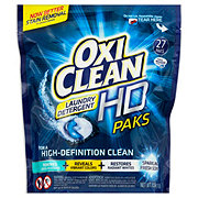 OxiClean HD HE Laundry Detergent Paks