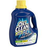 OxiClean Scent Free Liquid Laundry Detergent, 67 Loads
