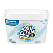 OxiClean White Revive Laundry Stain Remover Powder, 45 Loads