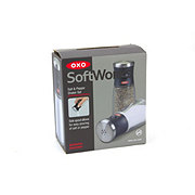 OXO Softworks Salt & Pepper Shaker Set