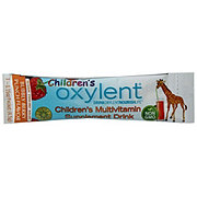 OXYLENT Childrens Bubbly Berry Punch Packet