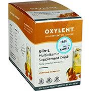Oxylent Sparkling Mandarin