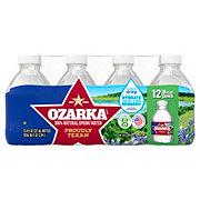 Ozarka 100% Natural Spring Water 8 oz Bottles