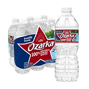 Ozarka Natural Spring Water 16.9 oz Bottles
