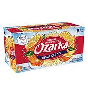 Ozarka Sparkling Orange Spring Water 12 oz Cans
