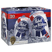 Pabst Blue Ribbon Beer 30 PK Cans