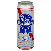 Pabst Blue Ribbon Beer Can