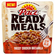 Pace Ready Meals, Cheesy Chicken Quesadilla