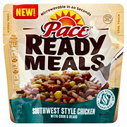 Pace Ready Meals, Southwest Style Chicken with Corn & Beans