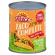 Pace Taco Complete Jalapeno