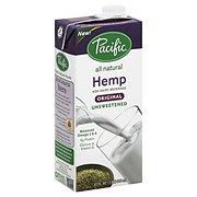 Pacific Foods Hemp Non-dairy Beverage Unsweetened Original
