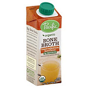 Pacific Foods Organic Bone Broth Turkey Herb