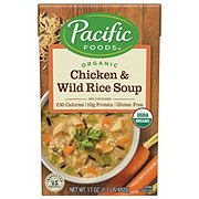 Pacific Foods Organic Chicken and Wild Rice Soup