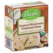 Pacific Foods Organic Condensed Cream of Mushroom Soup