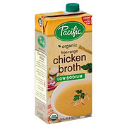 Pacific Foods Organic Free Range Low Sodium Chicken Broth