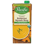 Pacific Foods Organic Light Sodium All Natural Creamy Butternut Squash Soup