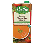 Pacific Foods Organic Light Sodium All Natural Creamy Tomato Soup